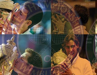 Wimbledon moving poster