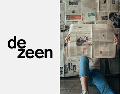 Dezeen | News website