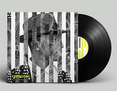 Handmade: Pharrell Freedom Vinyl