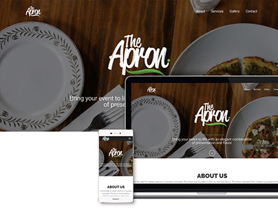 The Apron Website