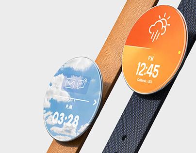 CIRCLE / Smart watch