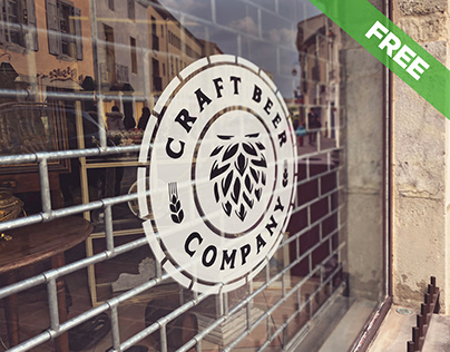 Shop Free Logo Mockup