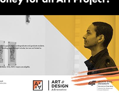 Art & Design Advocates Posters