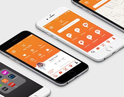 Stem App Concept