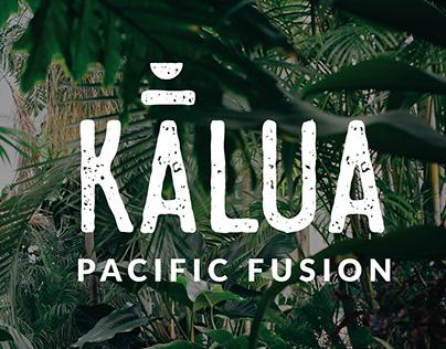 Restaurant Branding | Kalua