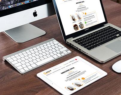 Wood Windows corporate site