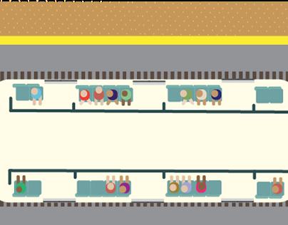Flappy Train