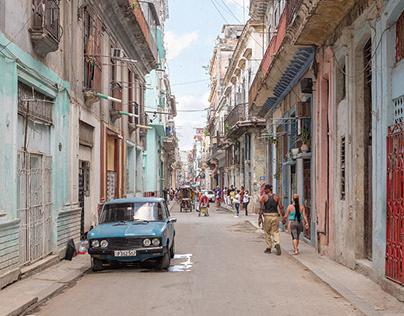 Exploring Cuba - La Habana 2