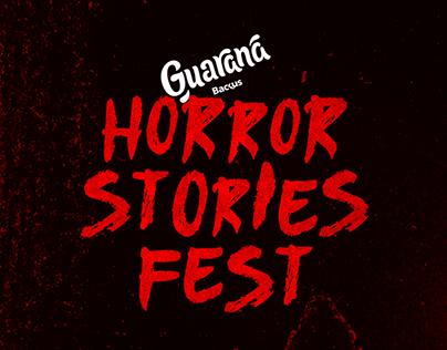 Guaraná Horror Fest