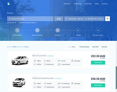 Brotorem Vehicle Rental Service