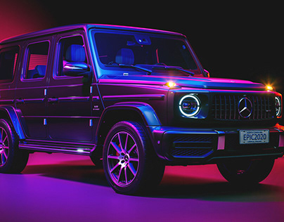 Mercedes-Benz G 63 Full Cgi