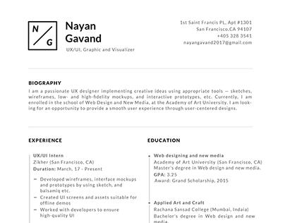 Nayan Gavand On Behance