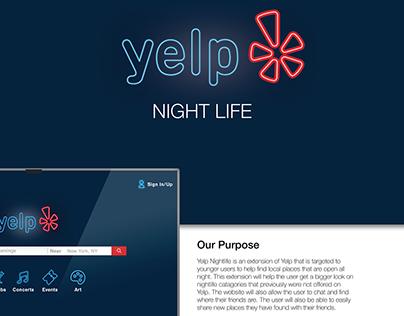 Yelp Night Life