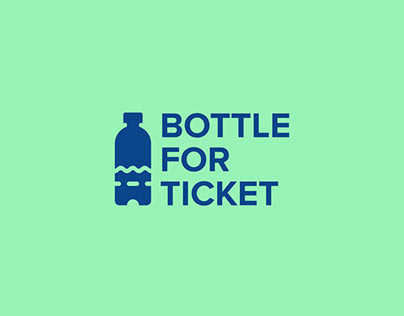 Bottle for ticket | Branding | Campaign