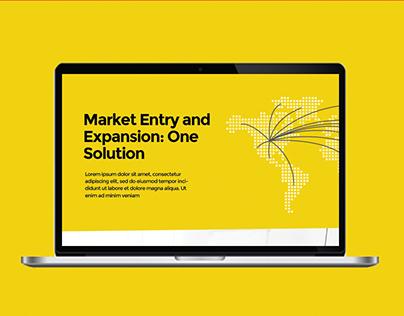 Startup Website v1