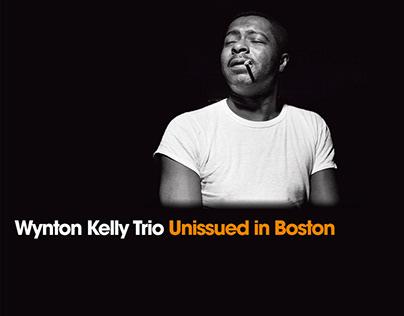 Diseño Portada LP - Winton Kelly Trio