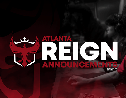 Atlanta Reign Announcements