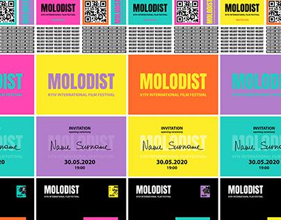 MOLODIST — KYIV INTERNATIONAL FILM FESTIVAL