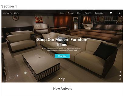 Casley Furniture Website