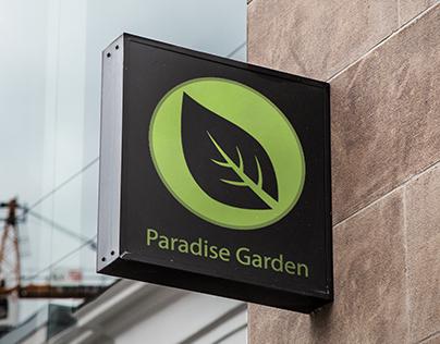 Paradise Garden | Form Style, Mockup