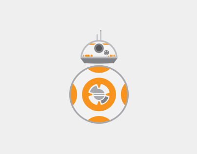 Star Wars - BB-8 | Illustration