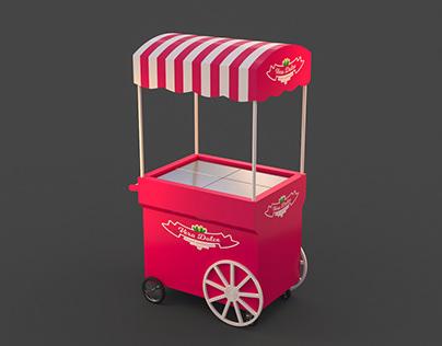 Vera Dolce - ice cream car
