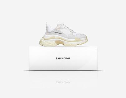 Balenciaga | Packaging for Sneakers