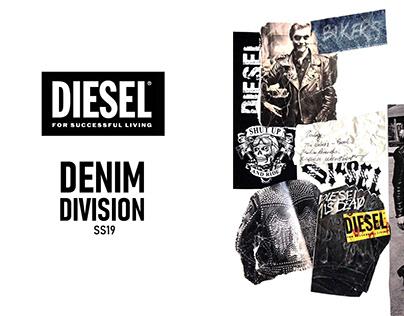 DenimDevision// DIESEL