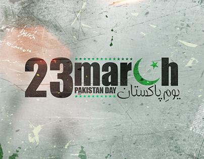 23 March 1940 Pakistan Resolution
