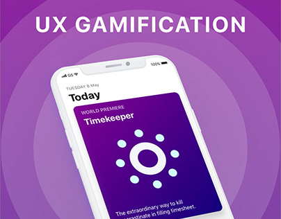 Gamification: Timesheet Entry