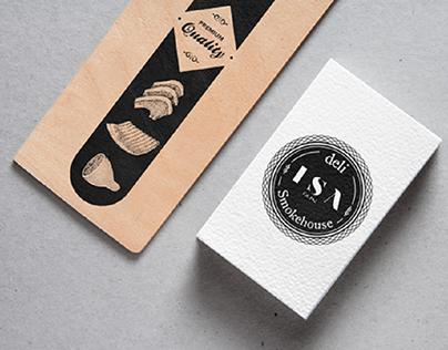 ISA Smokehouse Branding