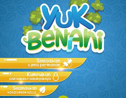 Poster Game YUK BENAHI