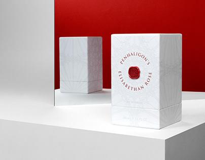 Shooting for perfume packaging