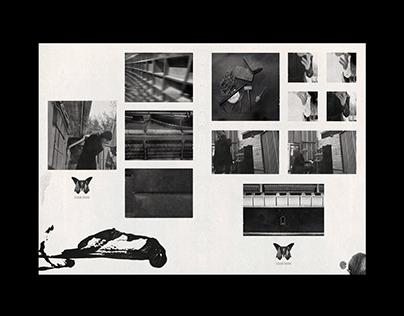 Clear Noise - Studio Posters + Werk