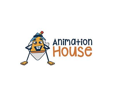 """""""Animation House"""" Logo"""