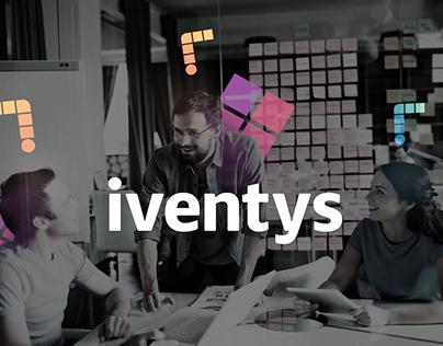 Iventys - Visual Identity