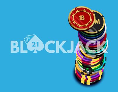 The BlackJack - Interaction & Visuals