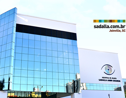 Hospital de Olhos Sadalla Amin Ghanem