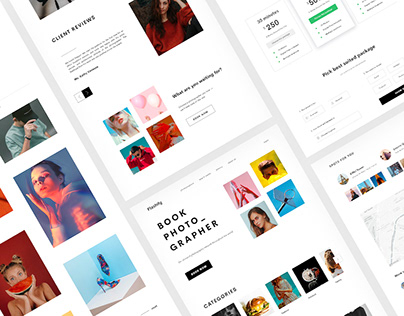 Flashify - Photographer Booking System