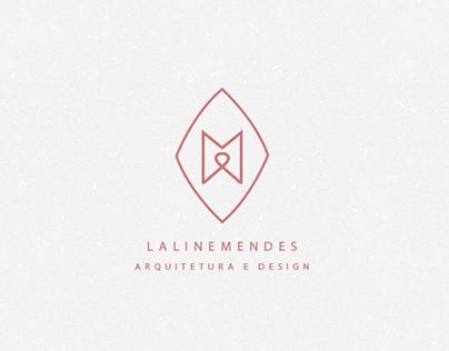 Laline Mendes - Logo and Website Proposal