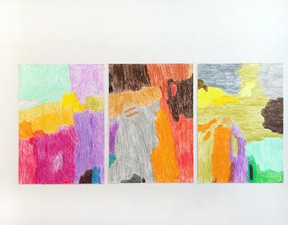 kids pastels
