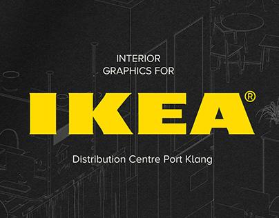 IKEA Interior Graphics - Icon Design