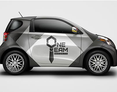 One Team Security - Logo Design