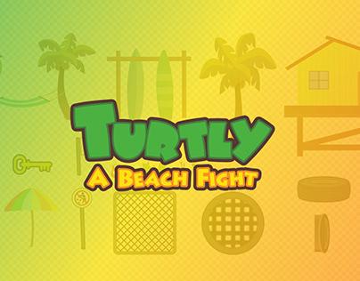 Turtly - A beach fight!