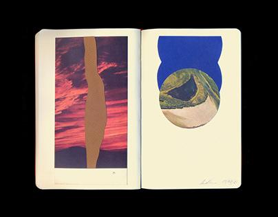 sketchbook — colllages