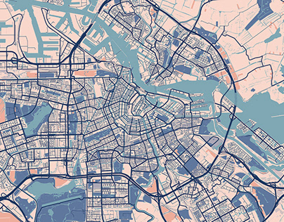 Breezy City Map