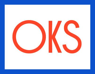 Oks free font