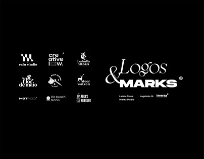 Logos & Marks - Logofolio 2