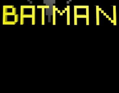 Batman 3d!