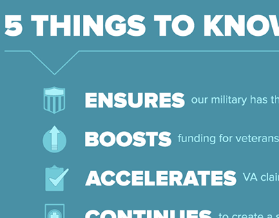 FY16 Military Approps Infographic